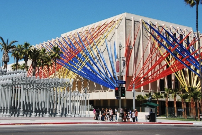 Los Angeles County Museum Of Art PlayinTraffic